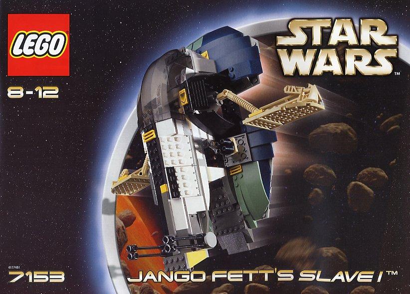 7153 Jango Fett's Slave I