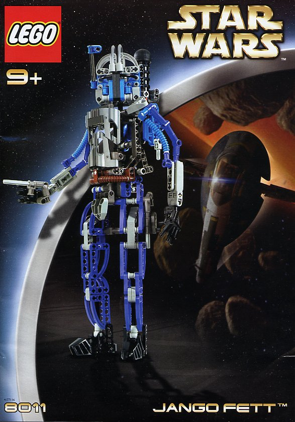 Jango Fett has a very important place in the entire Star Wars mythos.